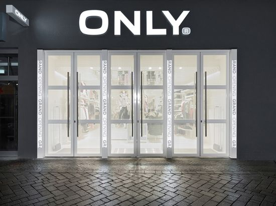 ONLY store by Riis Retail, Oldenburg – Germany