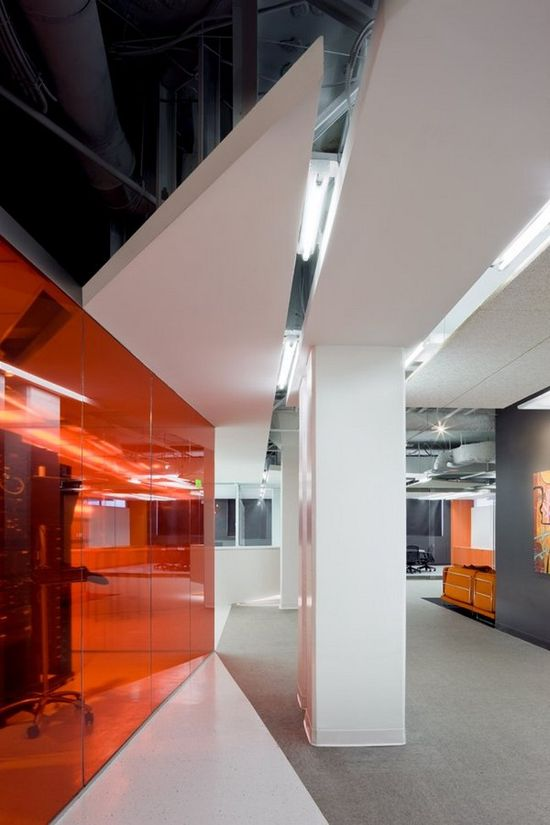 Kayak Offices designed by ACTWO Architects