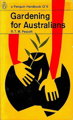 Gardening for Australians #vintage penguin