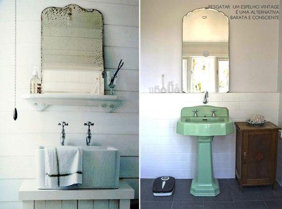 Vintages details in the bathroom. #decor #interior #design #bathroom #casadevalentina