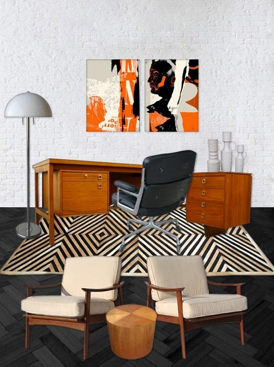 modern interior design ebay mcm