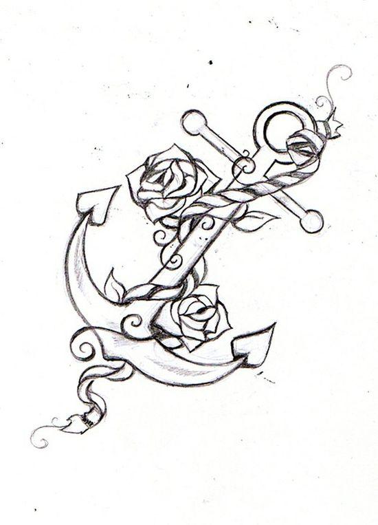 Amazing anchor