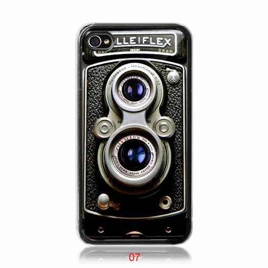 iPhone 4 vintage camera case