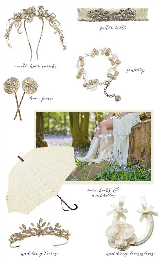 gorgeous wedding accessories from ayedo.com