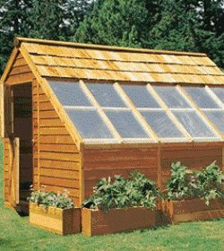 How to build your own greenhouse