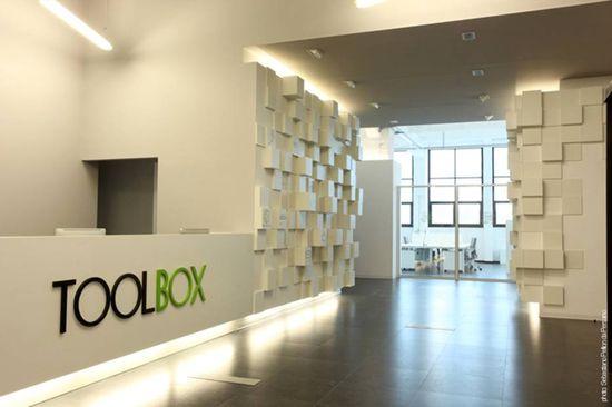 Toolbox lobby