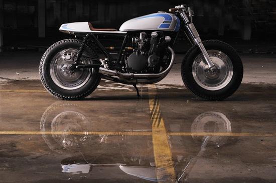 Switch & Speed Suzuki GS1000 Highstreet ~ Return of the Cafe Racers