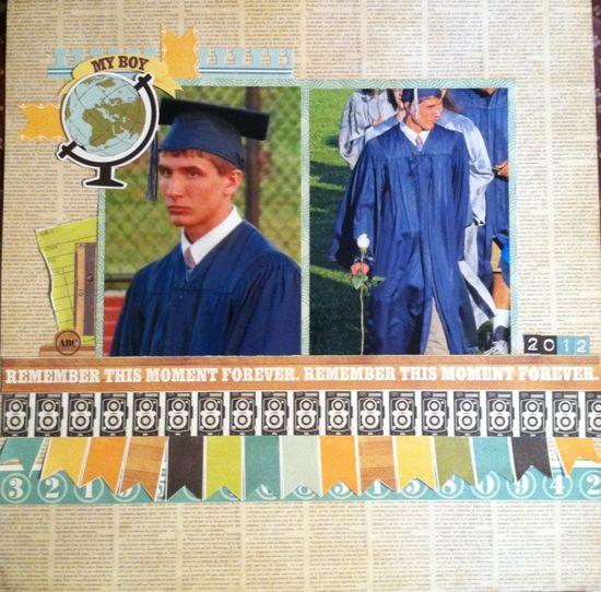 Graduation 2012 - Scrapbook.com