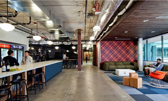Microsoft's Redmond office by Studio O+A