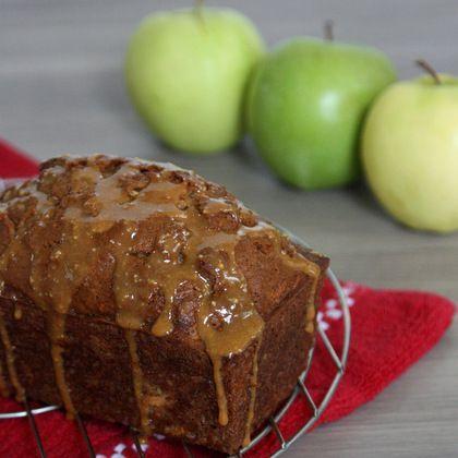 Caramel Apple Cider Bread!