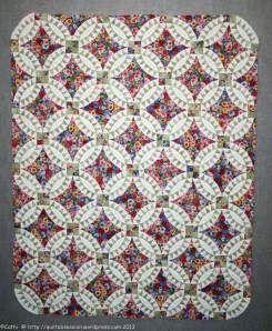 Summer Picnic Dish quilt