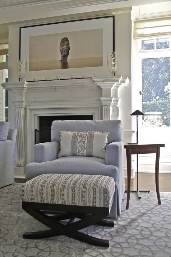 Family Room - design by Weaver Design Group