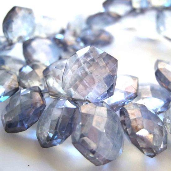 Semi Precious Gemstone Beads Briolettes