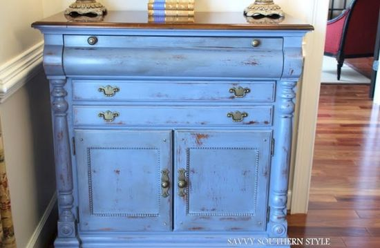 DIY furniture redo..