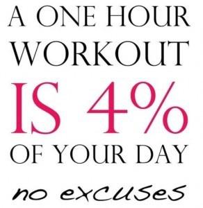 Makes exercising easier . . .
