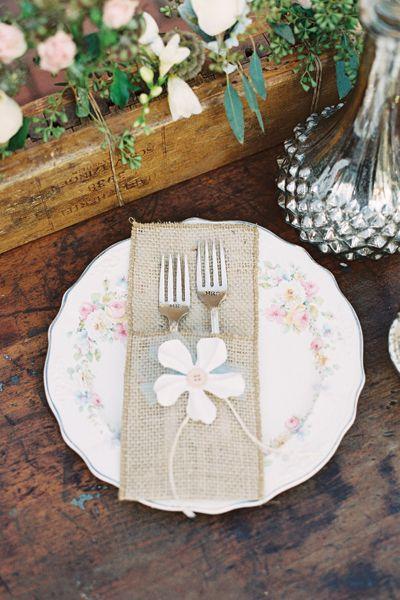 Southern Weddings Magazine - Vintage Summer Wedding