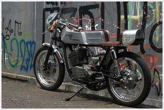 DKWBoondocker - Pipeburn - Purveyors of Classic Motorcycles, Cafe Racers & Custom motorbikes