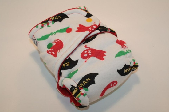 Halloween Cloth Diapers!