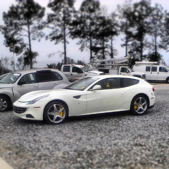 Ferrari FF!!
