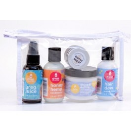 Oyin Handmade 5 Piece Snack Pack - For Hair!