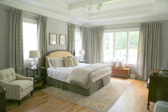 The 6 Components of a Beautiful Bedroom Design - see blogpost