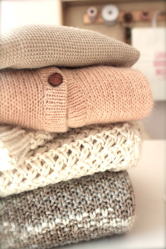 sweaters.