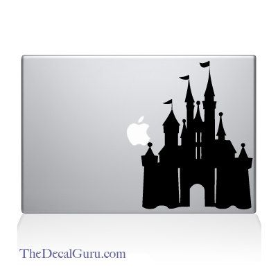 Disney Castle decal! MUST HAVE!!!