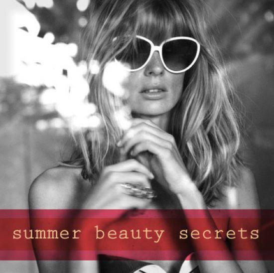 Lauren Conrad's summer beauty secrets