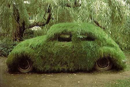 Volkswagen?  Oh dear, Ame!