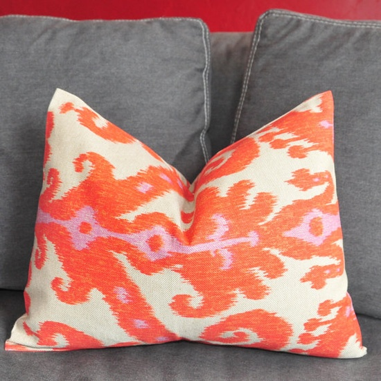 ON BOTH SIDES  Pillow Cover  Decorative Pillow by UrbanPillow, $22.00