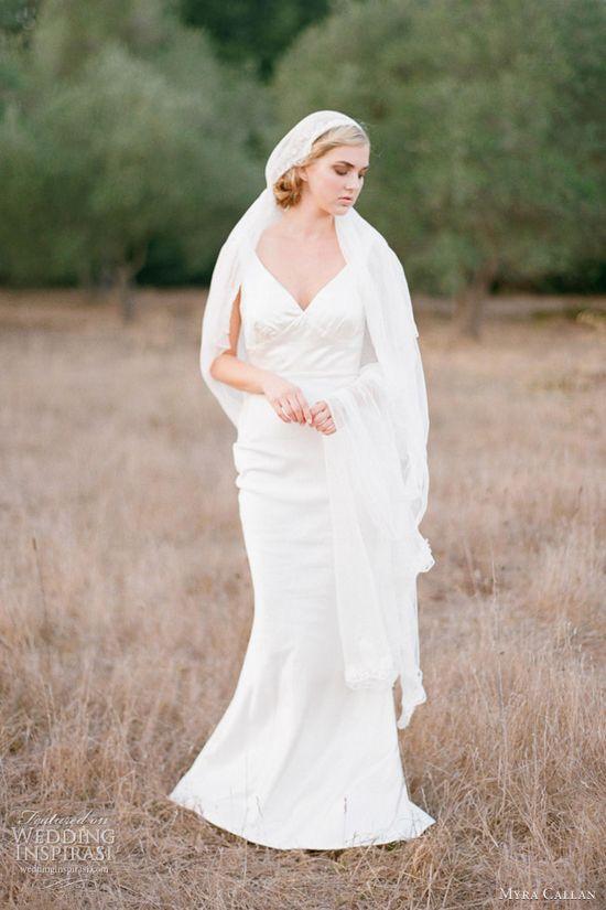 myra callan bridal 2013 vidonia duchess silk satin scoop back gown
