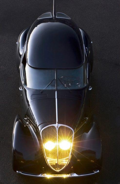1936 Peugeot 402 Andreau