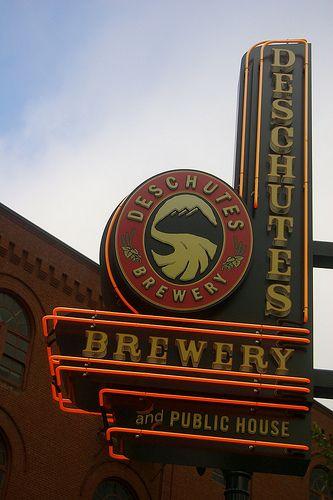 Deschutes Brewery and Public House - Portland, Oregon