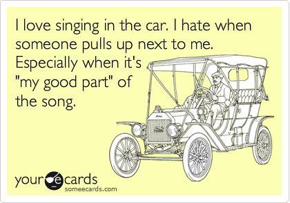 Funny but true...
