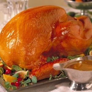 A Mouth Watering Christmas Turkey Dinner Recipe