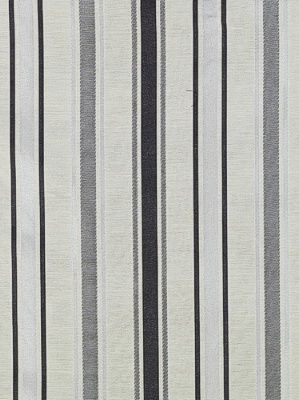 Stout Fabrics Scandal 1 Silver $32.50 Price Per Yard #Interiors #Decor #Stripes