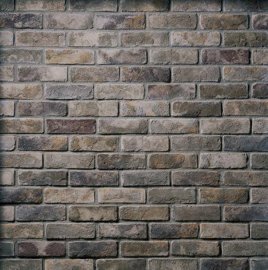 cobble stone brick home