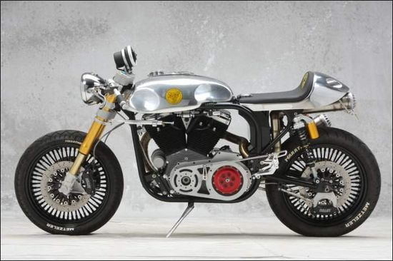 "Stonebridge Ace Cafe Racer ""Little Miss Dynamite"""