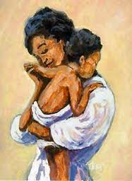 African American Mother's Love