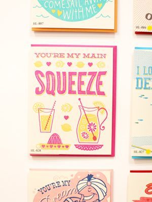 main squeeze card from Hello!Lucky