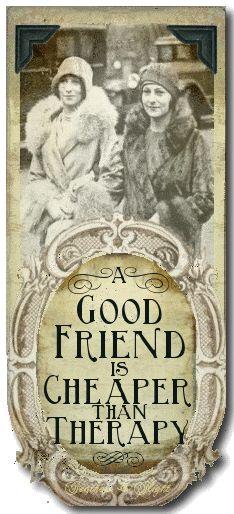 ~A Good Friend