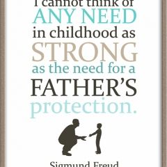 5X7 Father's Day Quote | Free sweet Printables - via http://bit.ly/epinner