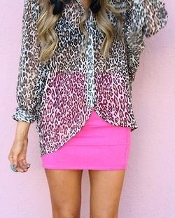 Leopard Love. Wow!!