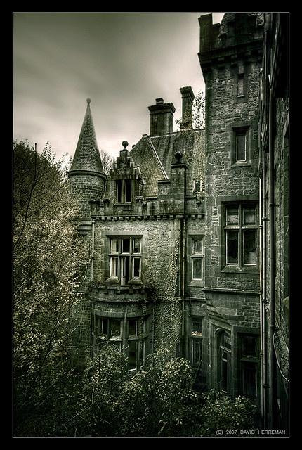 Castle of Miranda in Belgium
