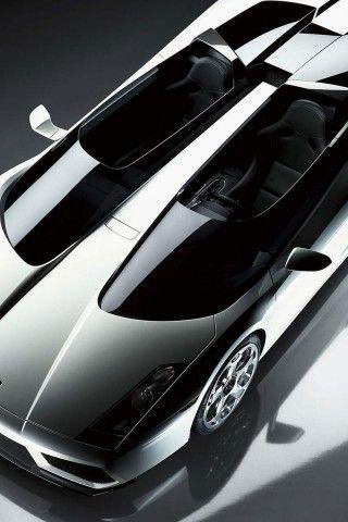 ? Lamborghini, CS3, Supercar, Car, silver