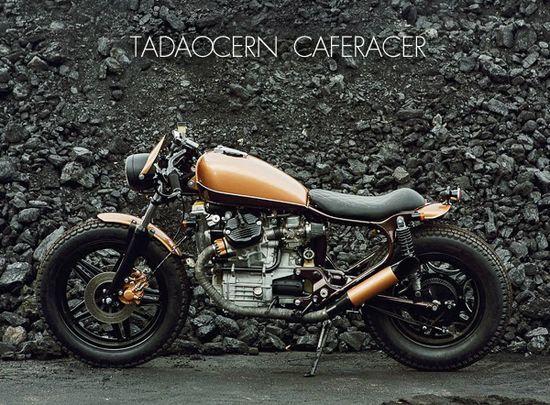 Tadao Cern café
