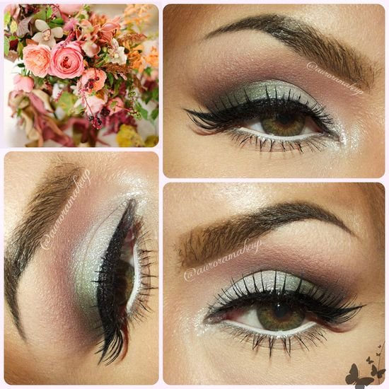 Fall Wedding makeup