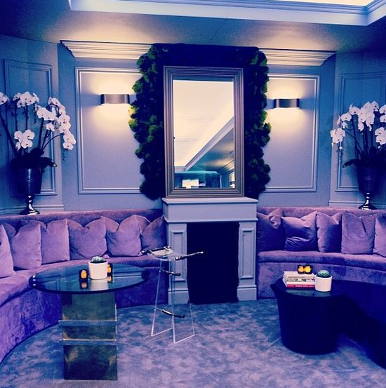 The 2013 Emmys Audi Green Room designed by Altuzarra.