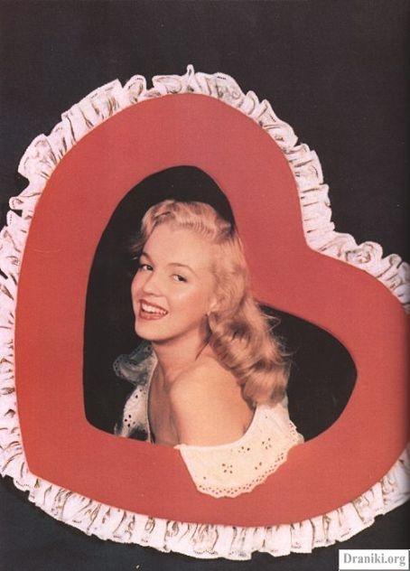 Marilyn - heart.