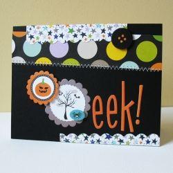 Cute card for Halloween!!!!